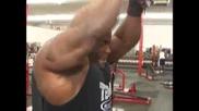 Johnnie Jackson - Тренировка