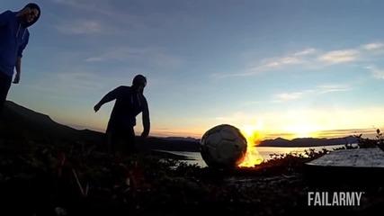 Последните футболни провали - 2014