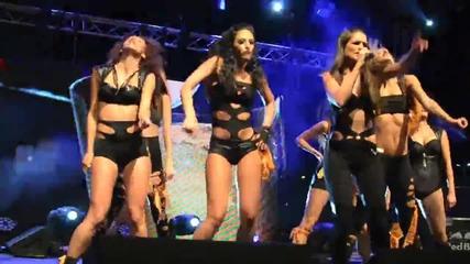 Vessy Boneva Obseben si Live in Ciara concert (Plovdiv)