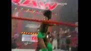 John Cena Rey Mysterio Kofi Kingston Cryme Tyme vs Kane Knox
