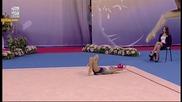 Невяна Владинова - топка - Световна купа по художествена гимнастика - София 2015