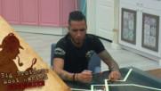 Живота в Щатите и България през очите на Джино - Big Brother: Most Wanted