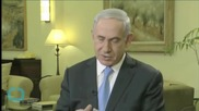 Trailing Before Election, Israel's Netanyahu Accuses Foreign Powers of Trying to Topple Him