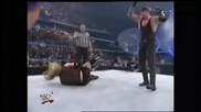 American Badass Undertaker - Chokeslam
