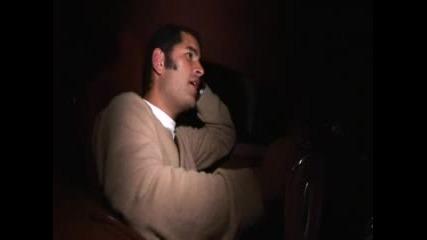Bugatti Veyron Вечерна разходка, при която вдига 360