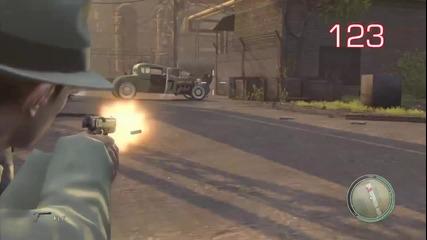 Mafia 2 - Рекорд за най - често казана думата Fuck в игра..