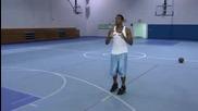 Improving Basketball Skills Basketball Pump Fake Jump Shot.