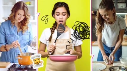 5 основни грешки, които всеки допуска в кухнята!