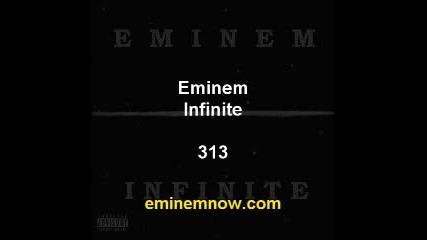 Eminem - 313 (infinite)