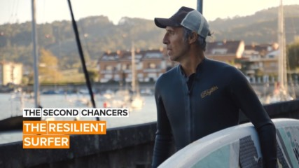 The Second Chancers: How a spinal injury surfer got back on his board