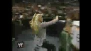 Trish Stratus -  100% stratus-faction