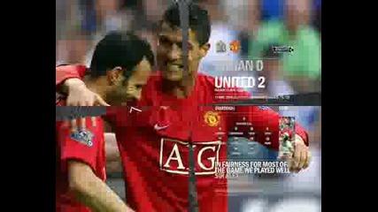 Man.united Супер Клипче Със Снимки И Резул