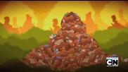 Teen Titans: Go! Малки Титани: В готовност! - Сезон 2 Епизод 26 - Hot Garbage
