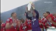 Манчестър Юнайтед Е Краля На Англия С Рекордна 19 Титла! Награждаване И Коронация На Шампионите *hq*