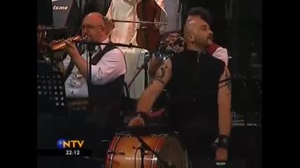 Goran Bregović - Te Kuravle - (LIVE) - Istanbul - 2007