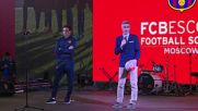 Russia: Barcelona FC opens football school in Moscow