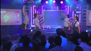 The Lonely Island feat. Alanis Morissette - Semicolon ( Jimmy Kimmel Live )