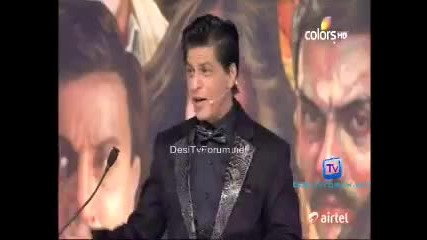 19th Annual Colors Screen Awards 2013 19th January Online pt3