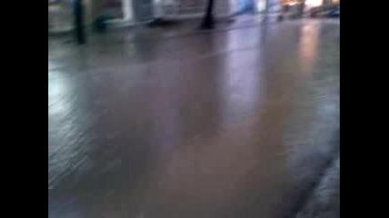 Наводнение - Сандански