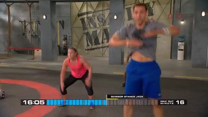 Cardio Challenge - Insanity Max 30 Day 1
