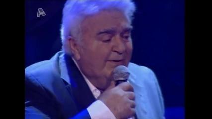 Бледа Моя Луна .. превод .. Pasxalis Terzis - Feggari Mou Xlomo - live