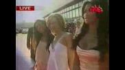 The Pussycat Dolls In Rusia