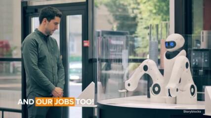 Роботите буквално настъпват на трудовия пазар. Кои сектори вече ги използват?