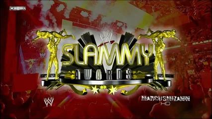 Wwe Slammy Awards 2010 Theme Song - Hello Good Morning + Download Link
