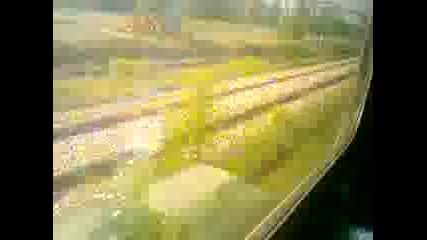 Тръгване от гара Бяла с Бв 4611