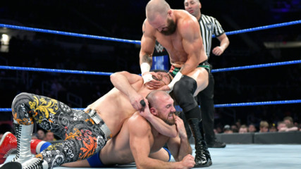 Akira Tozawa vs. Oney Lorcan vs. The Brian Kendrick vs. Ariya Daivari vs. Mike Kanellis – Fatal 5-Way Match: WWE 205 L