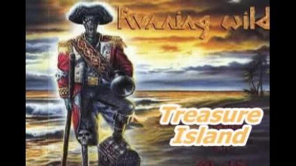 Treasure Island (running wild instrumental cover)