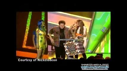2010 Kids Choice Awards Highlights Recap Taylor Lautner, Selena Gomez, Justin Bieber & More