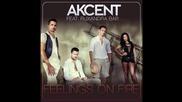 * Румънско * Akcent feat Ruxandra Bar - Feelings On Fire + Превод