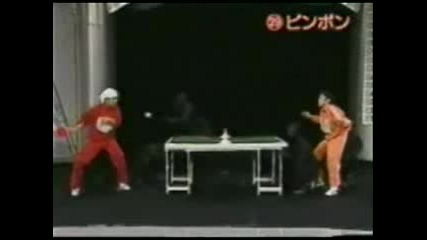 Matrix Table Tennis