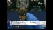 Григор Димитров се класира за третия кръг в Базел