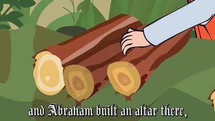 Оплескани библейски истории - еп.8 - Изкушение Авраамово