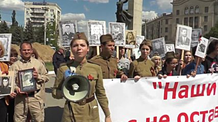 Moldova: Thousands commemorate fallen Soviet soldiers of WWII