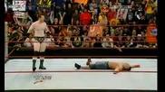 Wwe Raw 28/12/09 Wwe Championship Match John Cena vs Sheamus