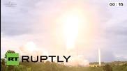 Успешно изстрелване на два комуникационни сателита във Френска Гвиана