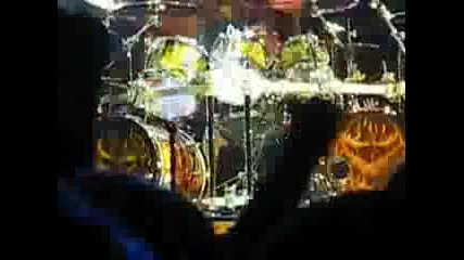 Майк Уенгрен Drum Solo 1/29/09