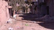 Syria: Syrian Arab Army advances in eastern Ghouta region