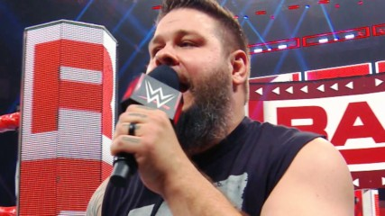 Kevin Owens is irate before his match against Kofi Kingston: WWE.com Exclusive, June 24, 2019