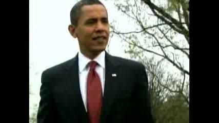 Дебютът на Бо в Белия дом