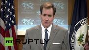 САЩ: Белият Дом критикува руската намеса в Сирия