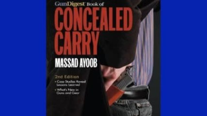 Download Gun Digest Book of Concealed Carry Free Ebooks