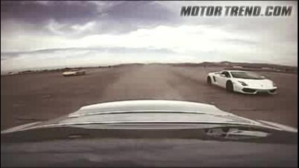 Супер коли в действие - Най - доброто състезание