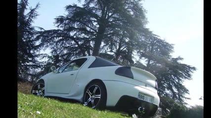 Opel Tigra(malko snimki)