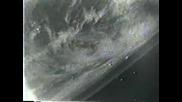 Нло се появи до Международната космическа станция