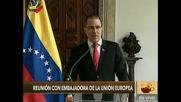 Venezuela: EU ambassador given 72 hours to leave the country