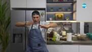 """Краси Аврамов смайва с артистична вечеря в """"Черешката на тортата"""" (24.06.2021) - част 1"""